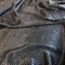 Material-TM Satin polka dots