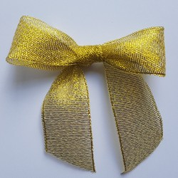 Bow-YI HM8Y 002/gold 100pcs