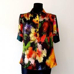 Bluzka koszulowa-AHB 483