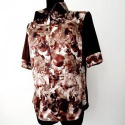Bluzka koszulowa-AHB 484